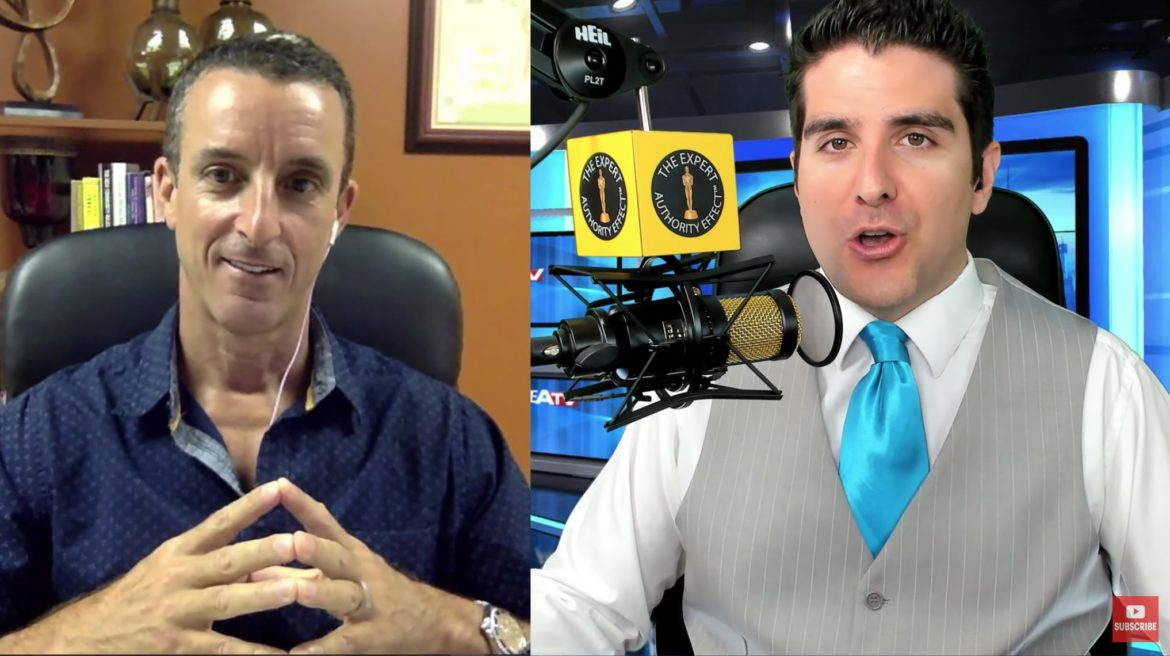 Rob Gallo and Mario Fachini on The Expert Authority Podcast (Video)